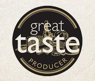 spoiltig - Awards - Great Taste Producer Logo
