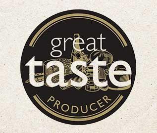 spoiltig - Awards - Great Taste Producer Logo