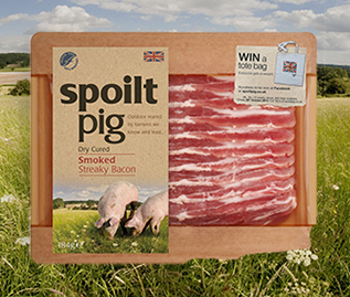 spoiltpig - Snuffle about - Win a tote bag