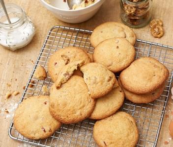 spoiltpig - Bacon recipe - Bacon bannana cookies