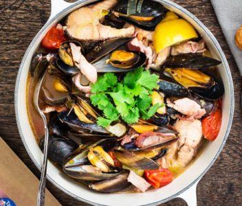 spoiltpig - Bacon recipe - Fish Stew