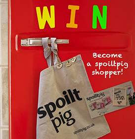 spoiltpig - Competitions - Facebook Merchandise