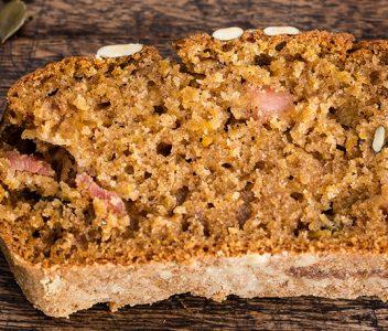 spoiltpig - Bacon recipe - Pumpkin spread