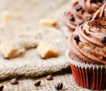 spoiltpig - Bacon recipe - Chocolate and maple spoiltpig bacon cupcakes