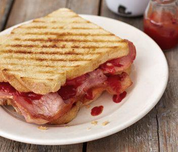 spoiltpig - Blog - Ultimate bacon sandwich
