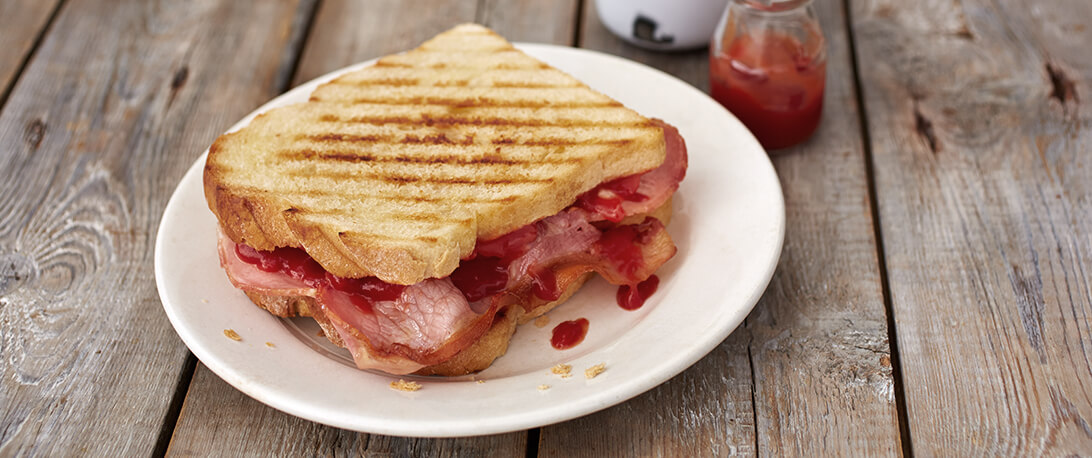 spoiltpig - Blog - Ultimate bacon sandwich