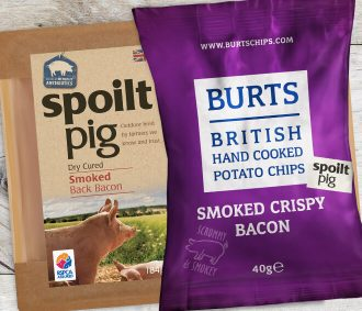 spoiltpig - Latest News - Burts Chips