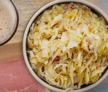 spoiltpig - Bacon recipe - Sauerkraut