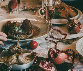 spoiltpig - Blog - Christmas table