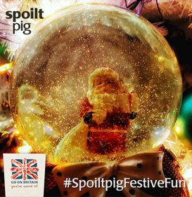 spoiltpig - Latest News - Christmas Competition