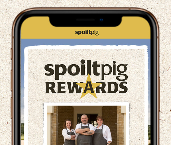 Spoiltpig Rewards